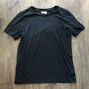 TNA Classic Black T Shirt
